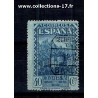 Espagne - Numéro 481A - Oblitéré