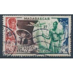 Madagascar Poste Aérienne -...