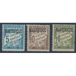 Martinique Taxe - Numéro 1...