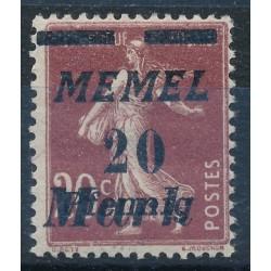 Memel - Numéro 49 - Neuf...