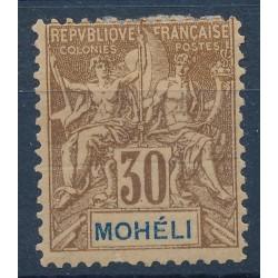 Mohéli - Numéro 8 - Neuf...