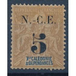 Nouvelle Calédonie - Numéro...