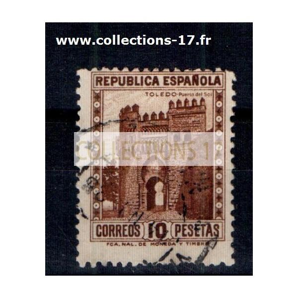 Espagne - Numéro 511 - Oblitéré