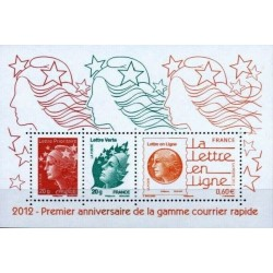 France BF 2012 - Numéro...