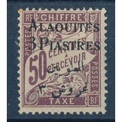 Alaouites Taxe - Numéro 4 -...