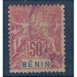 Bénin - Numéro 43 - Oblitéré
