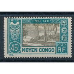Congo Taxe - Numéro 17 -...