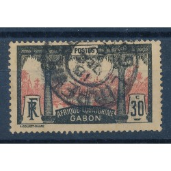 Gabon - Numéro 40 - Oblitéré