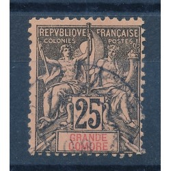 Grande Comores - Numéro 8 -...