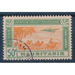 Mauritanie Poste Aérienne -...