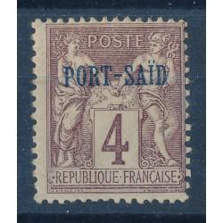 Port Said - Numéro 4 - Neuf...