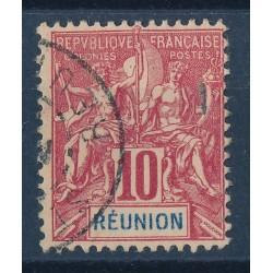 Réunion - Numéro 47 - Oblitéré