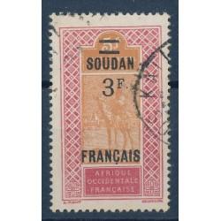 Soudan - Numéro 50 - Oblitéré