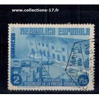 Espagne - Numéro 552 - Oblitéré