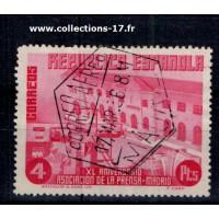 Espagne - Numéro 553 - Oblitéré