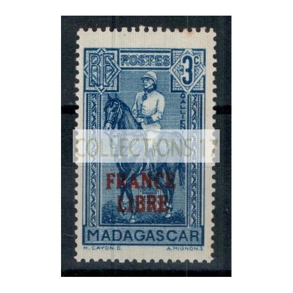 Madagascar numéro 243 -  Neuf sans charnière