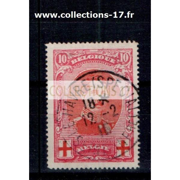 Belgique - Numéro 133 - Oblitéré