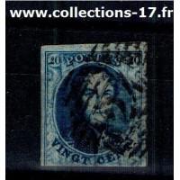 Belgique - Numéro 4 - Oblitéré