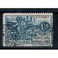 Dahomey - Numéro 102 - Oblitéré