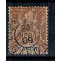 Gabon - Numéro 24 - oblitéré