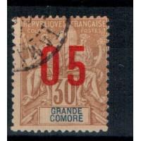 Grande Comore - Numéro 25A - Oblitéré