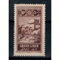 Grand Liban - Numéro 61 - Neuf avec charnière