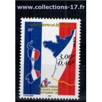 St Pierre & Miquelon - Numéro 703 - Neuf sans charnières