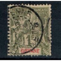 Guyane - Numéro 42 - Oblitéré