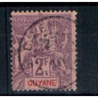 Guyane - Numéro 48 - Oblitéré