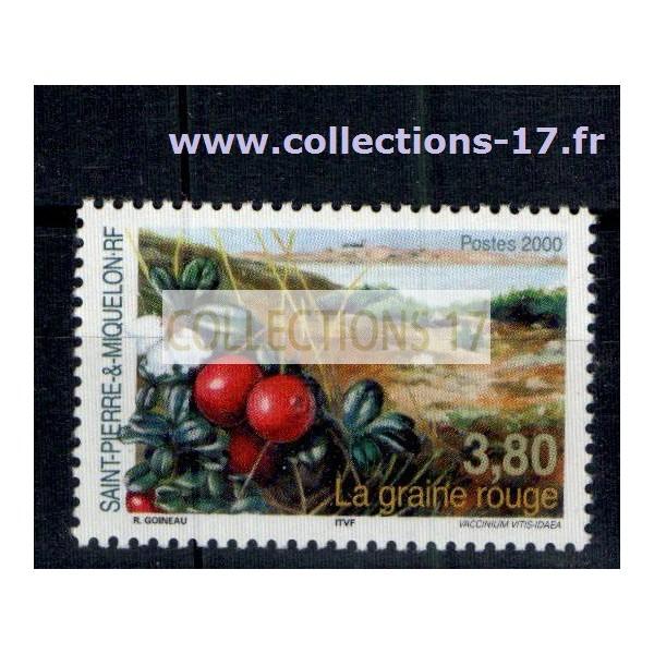 St Pierre & Miquelon - Numéro 710 - Neuf sans charnières