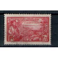 Guyane - Numéro 140 - Oblitéré