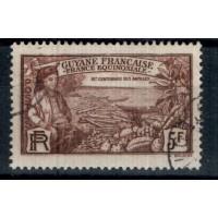 Guyane - Numéro 141 - Oblitéré