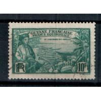 Guyane - Numéro 142 - Oblitéré