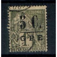 Guadeloupe - numéro 11 - oblitéré