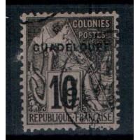Guadeloupe - numéro 18 - oblitéré