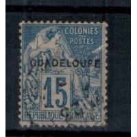 Guadeloupe - numéro 19 - oblitéré