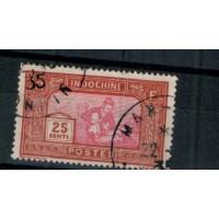 Indochine - numéro 141 - oblitéré