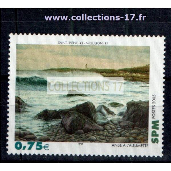 St Pierre & Miquelon - Numéro 841 - Neuf sans charnières