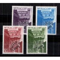 Monaco - numéro Préo 38/41 - neuf