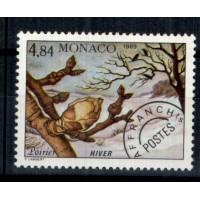 Monaco - numéro Préo 105 - neuf