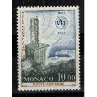 Monaco - PA Numéro 84 - Neuf avec charnière