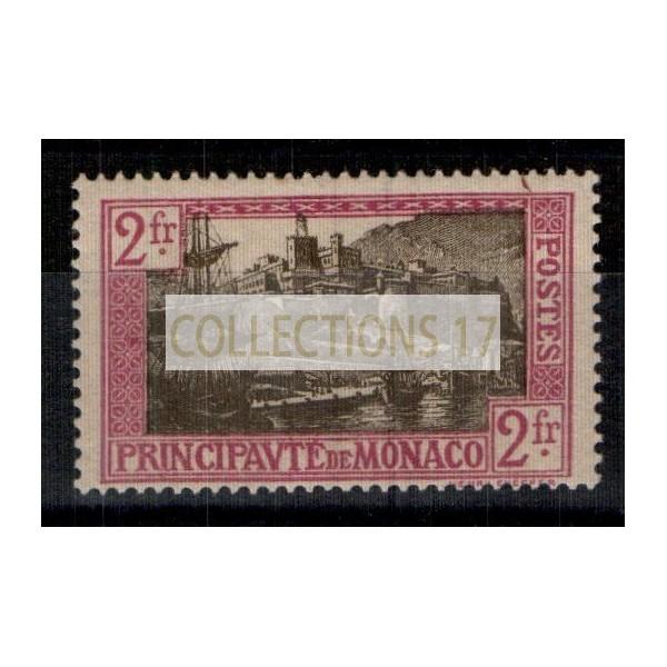 Monaco - Numéro 100 - Neuf avec charnière
