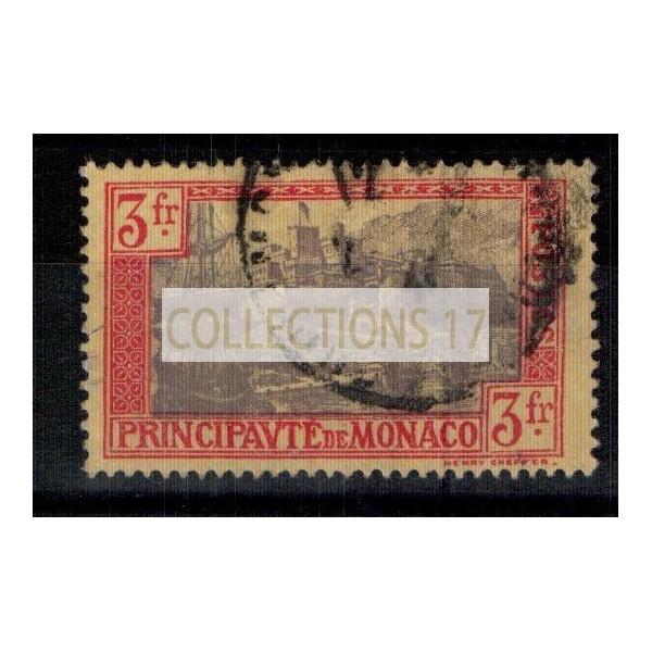 Monaco - Numéro 101 - Oblitéré