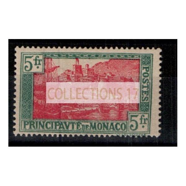 Monaco - Numéro 102 - Neuf avec charnière
