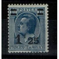 Monaco - Numéro 109 - Neuf sans charnière