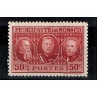 Monaco - Numéro 111 - Neuf avec charnière