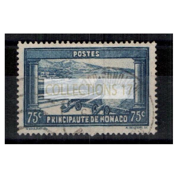 Monaco - Numéro 125 - Oblitéré