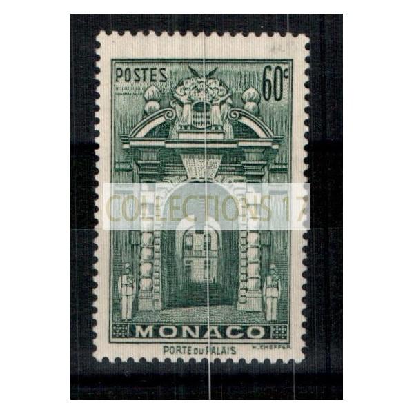 Monaco - Numéro 175 - Neuf sans charnière