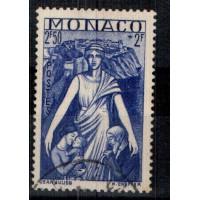Monaco - Numéro 221 - Oblitéré