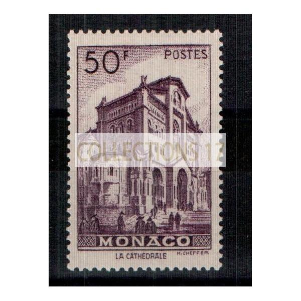 Monaco - Numéro 313 C - Neuf avec charnière